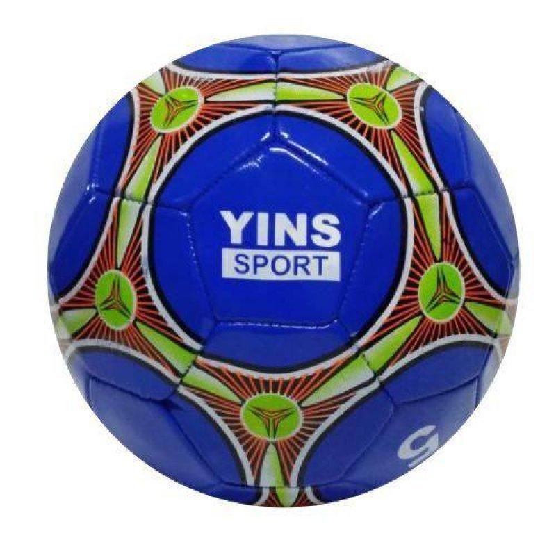 Bola Futebol Campo Tradicional n.5 Azul Yins - MadeiraMadeira b1ed988bc7e3c