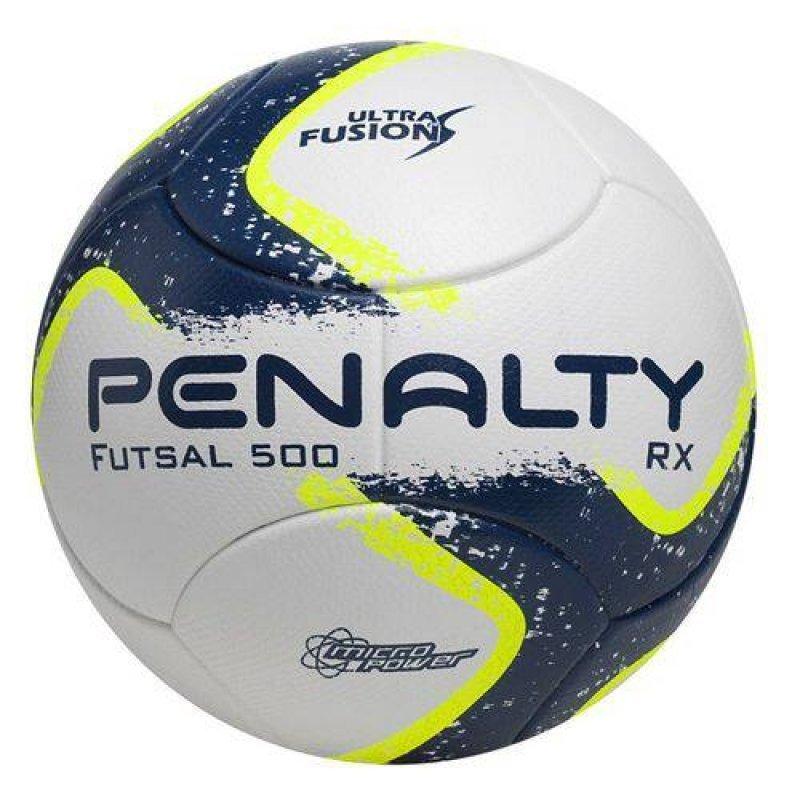 0112e497d3585 Bola Penalty Rx 500 R1 Ultra Fusion VII Futsal - MadeiraMadeira