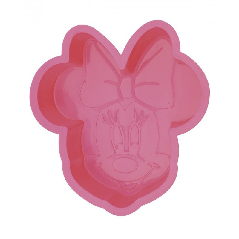 Disney Minnie Mouse Molde de Silicona