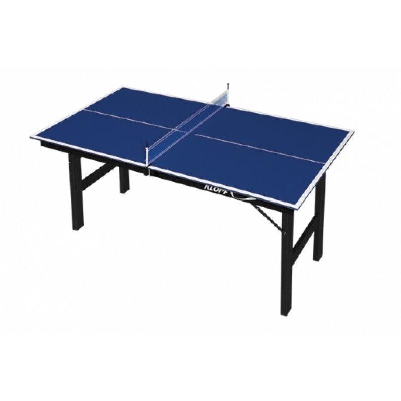 Kit Tênis De Mesa Dobrável Mdp com Rede e Raquetes Ping Pong 1003 - Klopf b0ed934ebeb68