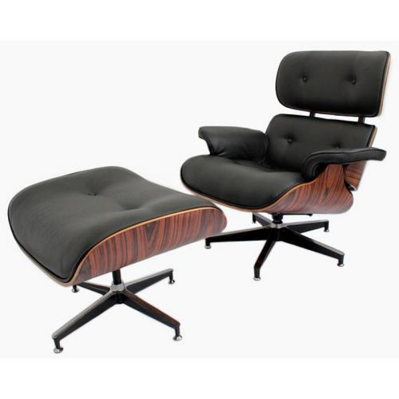 Charles Eames Poltrona.Poltrona Charles Eames Com Puff Or Design