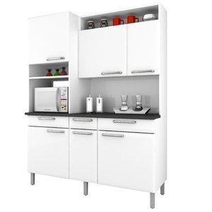 Armário para Cozinha Regina Itatiaia I3VG3-155 Branco Neve