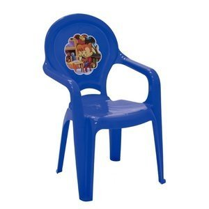 Cadeira Tramontina Catty Adesivo Azul