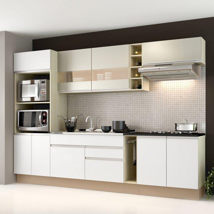 Aparador Grande Para Tv ~ Armario De Cozinha Madesa # Beyato com> Vários desenhos sobre idéias de design de cozinha