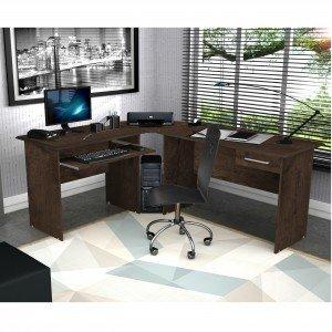Mesas madeiramadeira - Mesa escritorio l ...