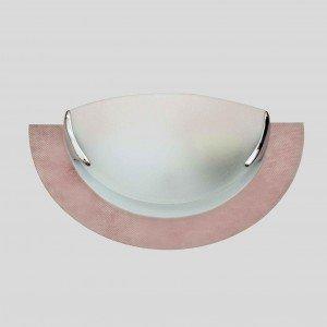 Arandela Vidro para 1 Lâmpada 602 Pantoja & Carmona Transparente