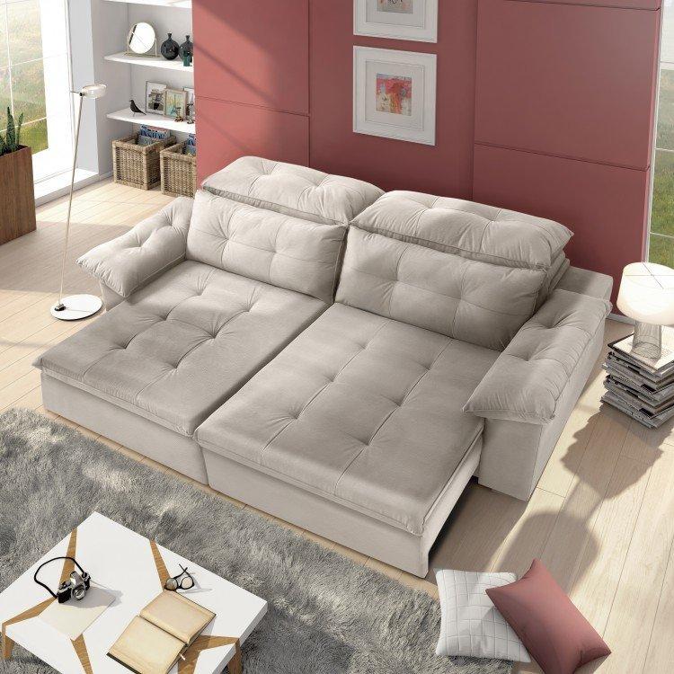 sof retr til e reclin vel 2 lugares gold somopar animale On sofa 7 lugares retratil e reclinavel firenze