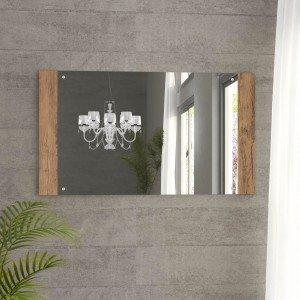 Espelho com Moldura Star Siena Móveis Fendi