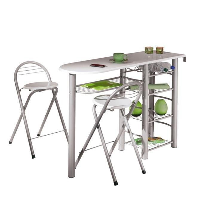 conjunto para sala de jantar e cozinha com mesa e. Black Bedroom Furniture Sets. Home Design Ideas