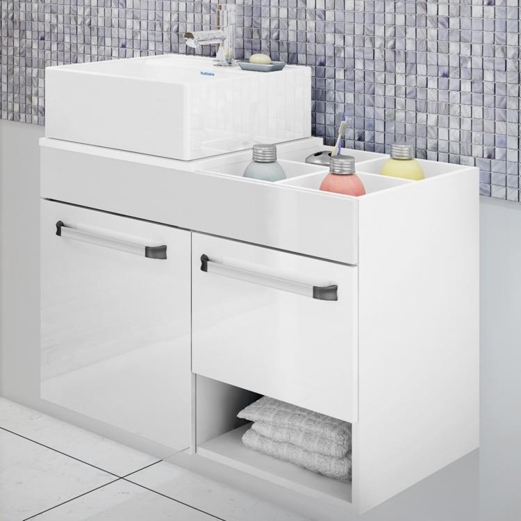 Linha Banheiro Itatiaia : Gabinete para banheiro itatiaia acqua igbd n?o