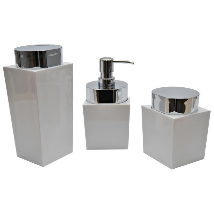 Kit Para Bancada De Banheiro Em Porcelana : Kit de bancada cubalux premium pe?as branco em