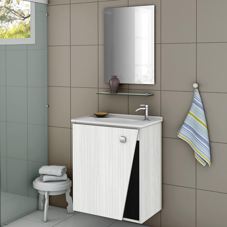 Fotos de gabinetes de banheiro