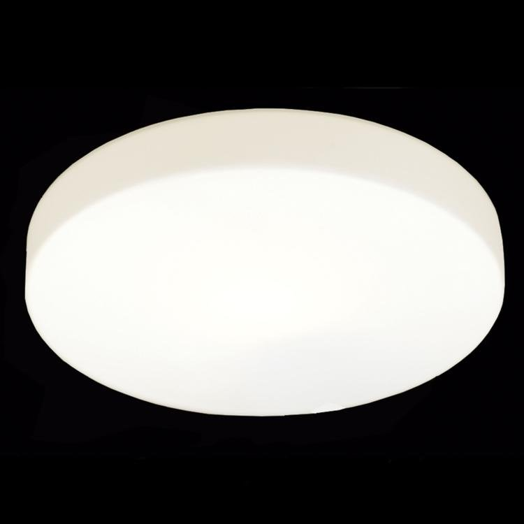 Arandela Isadora Design Redonda Branca Fosco - 2023pp
