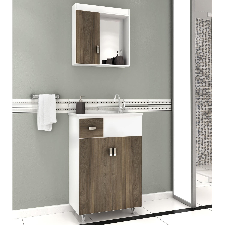 Gabinete para Banheiro kit carenagen bros 2003 ks kit nao completo  #6E5E4D 1500x1500 Banheiro   Gabinete Kit Verona