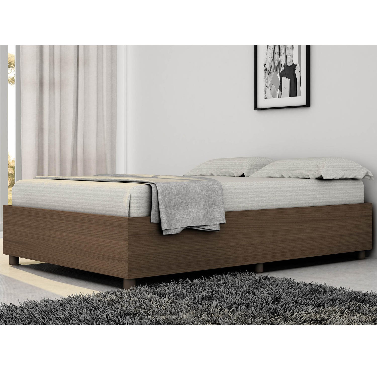 Onde comprar cama box casal barato compare pre os no for Tipos de camas queen