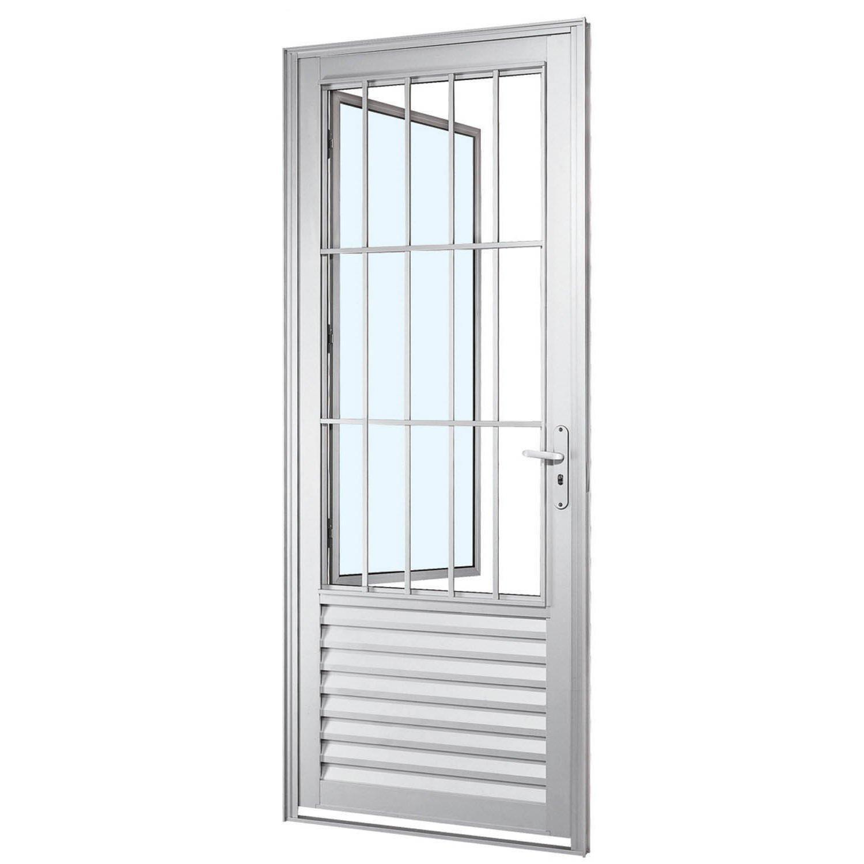 #5B6670 Sasazaki Alumifort Em Alumínio Com Postigo Com R$ 2.692 83 em  520 Janelas Em Aluminio Branco Sasazaki