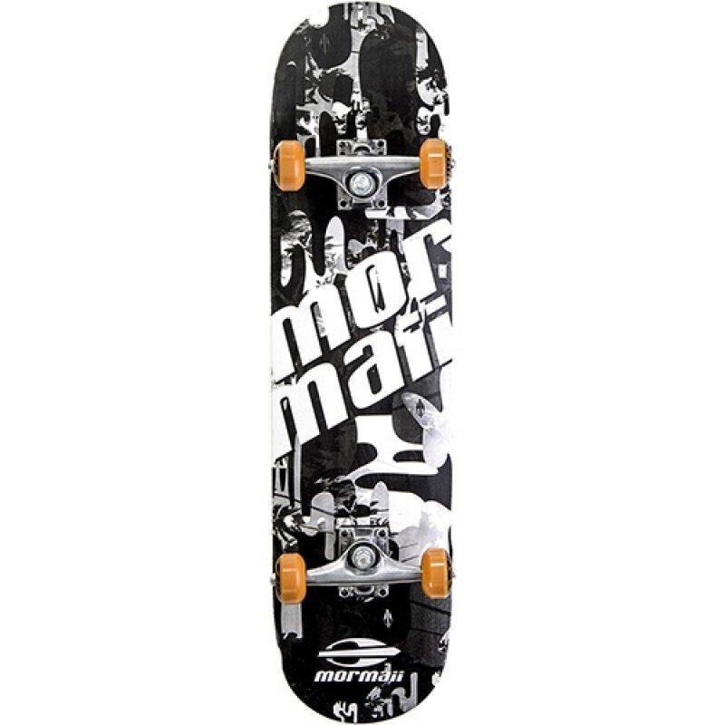 e3088a826ce Skate Chill Street Completo Profissional Mormaii - Abec5 90a Preto