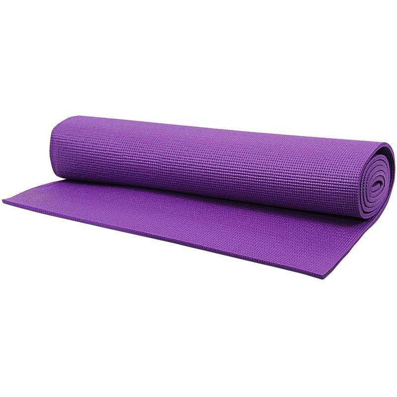 4c59c40f6 Tapete Texturizado para Yoga Mat - Roxo - 5mm - 0