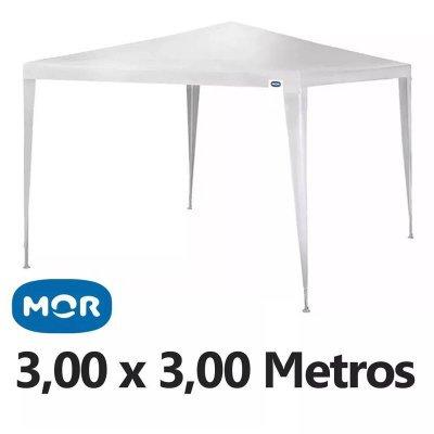 Tenda Gazebo X-Flex 3x3 Metros Branco Mor - MadeiraMadeira 9c6547389b
