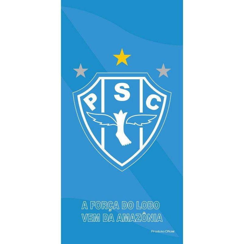 Toalha Felpuda Time de Futebol - Paysandu  de6ec876e33db